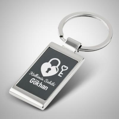 - Kalbimin Sahibi Sevgiliye Özel Anahtarlık