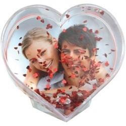 Kalp Şeklinde Su Küresi - Thumbnail