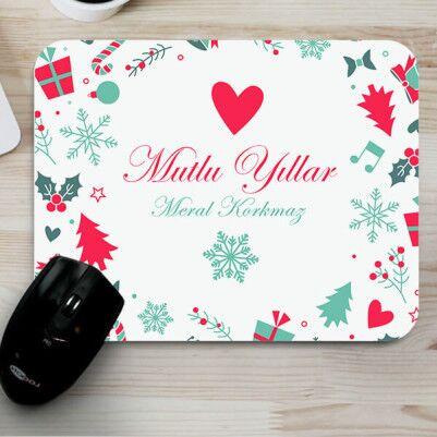 - Kalpli Sevgiliye Özel Mouse Pad