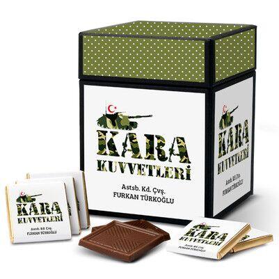 - Kara Kuvvetleri Komutanlığı Çikolata Kutusu