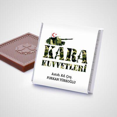 Kara Kuvvetleri Komutanlığı Çikolata Kutusu - Thumbnail