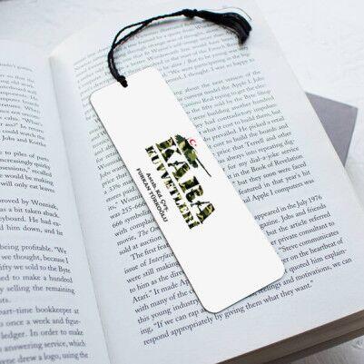 - Kara Kuvvetlerine Hediye Kitap Ayracı