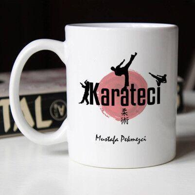 - Karatecilere Özel Kupa Bardak