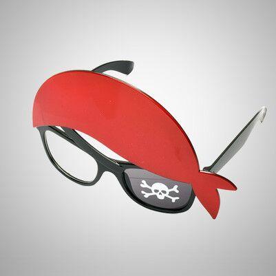 - Karayip Korsanı Parti Gözlüğü