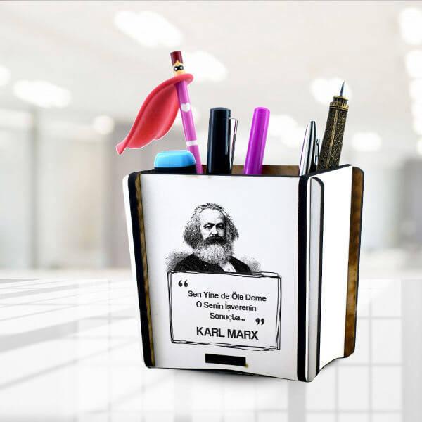 Karl Marx Esprili Kalemlik