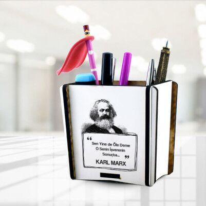 - Karl Marx Esprili Kalemlik