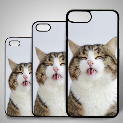 - Kedi Temalı iPhone Telefon Kapağı