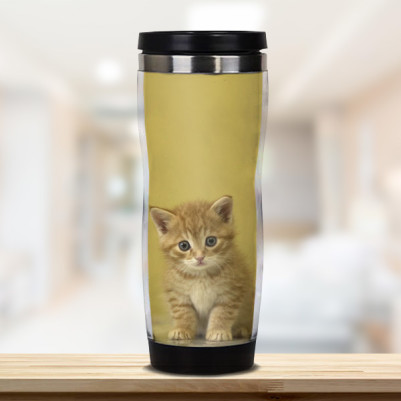 - Kedi Temalı Termos Bardak