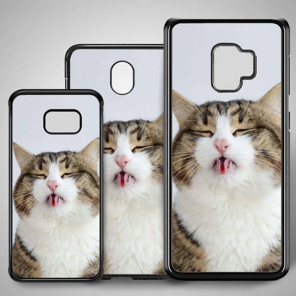 Kedicik Resimli Samsung Telefon Kapağı