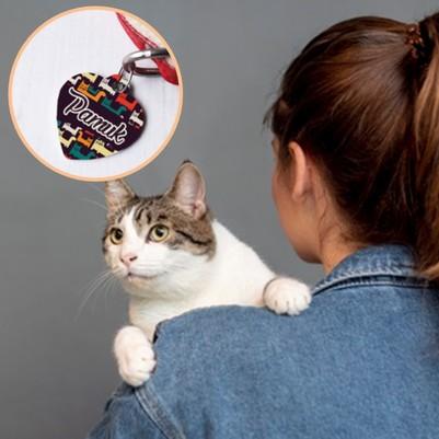 - Kedisi Olan Arkadaşa Hediye Kedi İsimliği