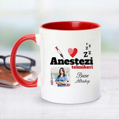 - Kırmızı Kupa Bardak Anestezi Uzmanlarına Özel