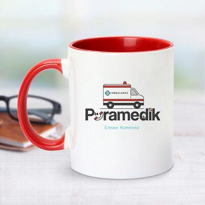 - Kırmızı Kupa Bardak Paramediklere Özel