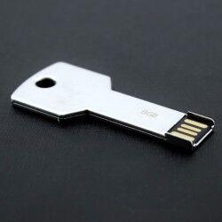Kişiye Özel Anahtar Şeklinde USB Bellek - Thumbnail