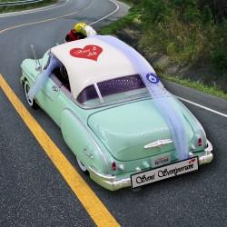 Kişiye Özel Antika Model Araba - Thumbnail