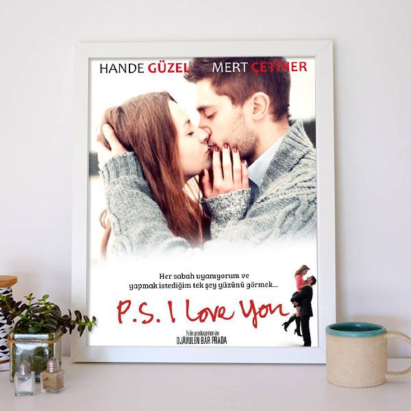 Kişiye Özel Aşk Film Posteri