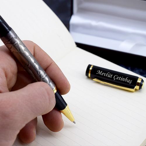 Kişiye Özel Atatürk İmzalı Kalem