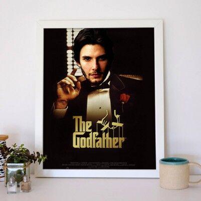 Kişiye Özel Baba Film Posteri - Thumbnail
