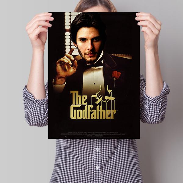Kişiye Özel Baba Film Posteri