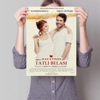 - Kişiye Özel Başımın Tatlı Belası Film Afişi
