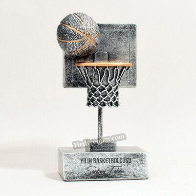 - Kişiye Özel Basketbolcu Ödülü ve Biblosu