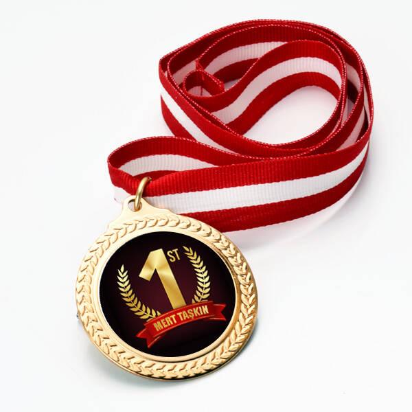 Kişiye Özel Birinci Madalyonu