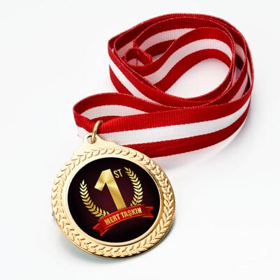 Kişiye Özel Birinci Madalyonu - Thumbnail