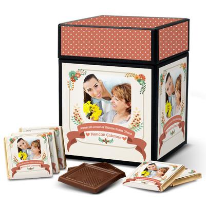 - Kişiye Özel Canım Annem Çikolata Kutusu