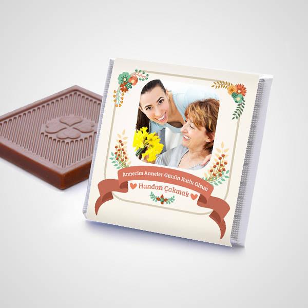 Kişiye Özel Canım Annem Çikolata Kutusu