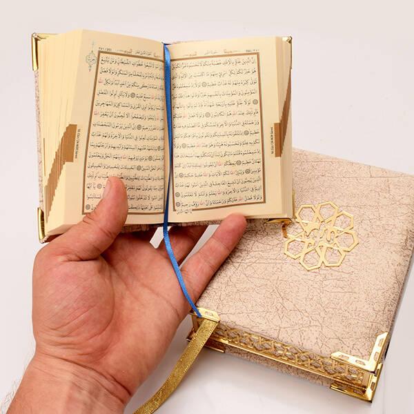 Kişiye Özel Cep Boy Kuran-ı Kerim Kitabı