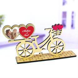 - Kişiye Özel Dekoratif Fotoğraflı Bisiklet