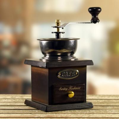 - Kişiye Özel Dekoratif Kahve Değirmeni