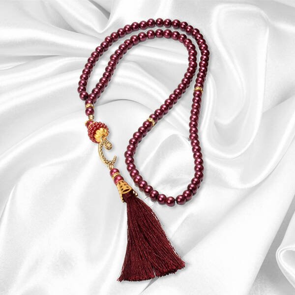 Kişiye Özel Dualar Kitabı Hediye Seti - Kırmızı