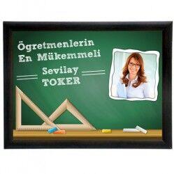 Kişiye Özel En İyi Öğretmen Sertifikası - Thumbnail