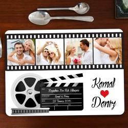 Kişiye Özel Film Şeridi Amerikan Servisi - Thumbnail