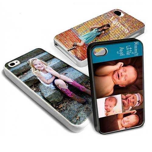Kişiye Özel Fotoğraflı iPhone 4/4S/5 Kılıfları