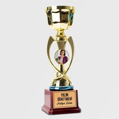 - Kişiye Özel Fotoğraflı Ödül