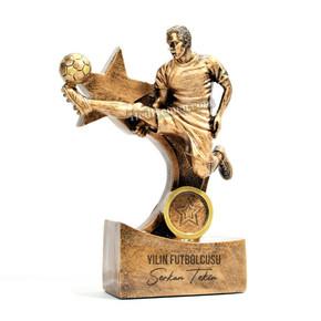 - Kişiye Özel Futbolcu Ödülü ve Biblosu