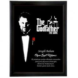 Kişiye Özel Godfather Baba Sertifikası - Thumbnail