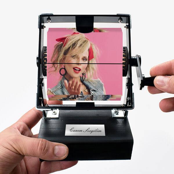 Kişiye Özel GIF Film Makinesi