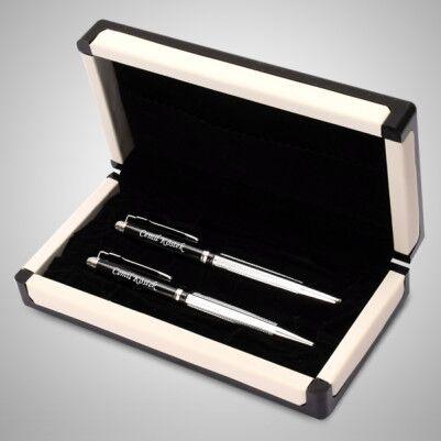 - Kişiye Özel Kutuda İsme Özel 2'li Kalem