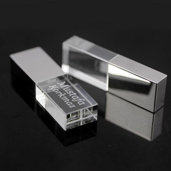 Kişiye Özel LED Işıklı USB Bellek