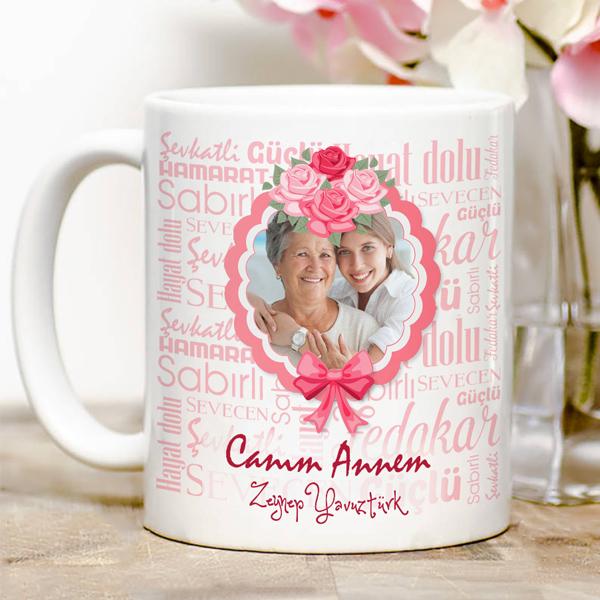 Kişiye Özel Müthiş Anne Kupası