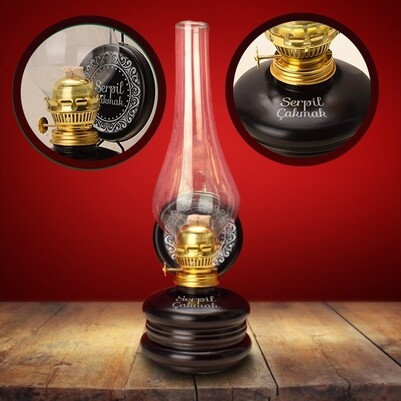 Kişiye Özel Nostaljik Gaz Lambası - Thumbnail