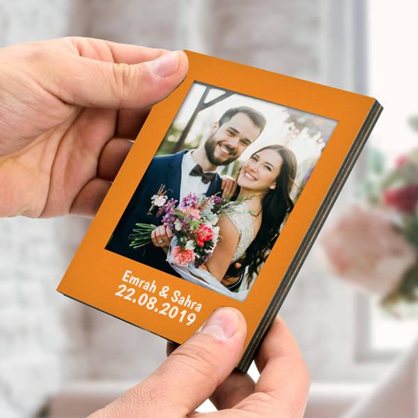 Kişiye Özel Polaroid Foto Albüm
