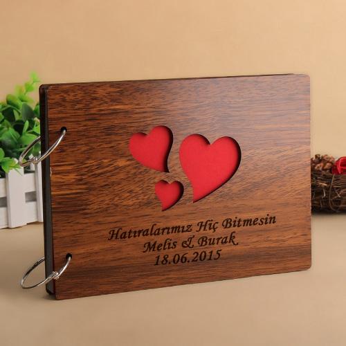Kişiye Özel Romantik Fotoğraf Albümü