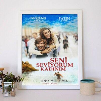Kişiye Özel Seni Seviyorum Film Posteri - Thumbnail
