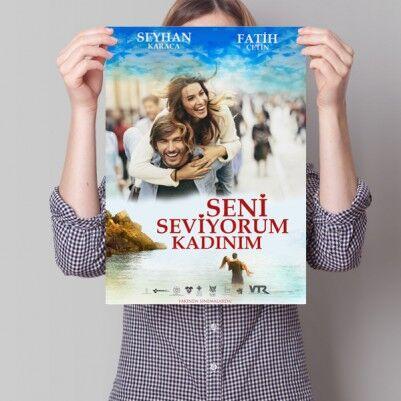- Kişiye Özel Seni Seviyorum Film Posteri