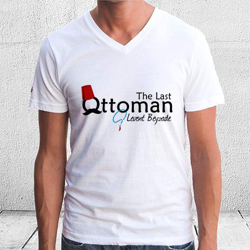 Kişiye Özel Son Osmanlı Erkek Tişörtü