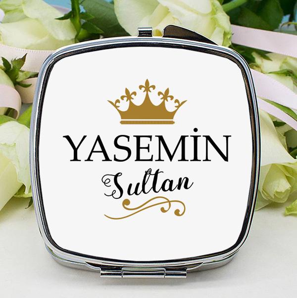 Kişiye Özel Sultanlara Yakışır Makyaj Aynası