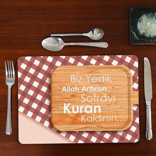 Kişiye Özel Türk Usulü Amerikan Servisi